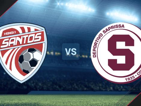 Cómo ver Santos Guápiles vs. Deportivo Saprissa: Pronóstico, fecha, hora y canal de TV para ver EN VIVO ONLINE la Fecha 12 de la Primera División de Costa Rica