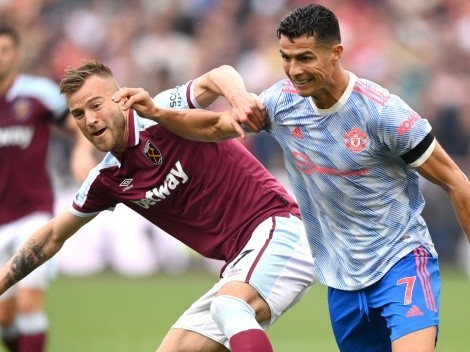 Manchester United vs West Ham: Date, Time and TV Channel in the US for 2021-22 EFL Cup Round of 32