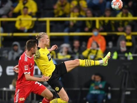 Genialidad pura: el golazo de Erling Haaland para el triunfo de Dortmund