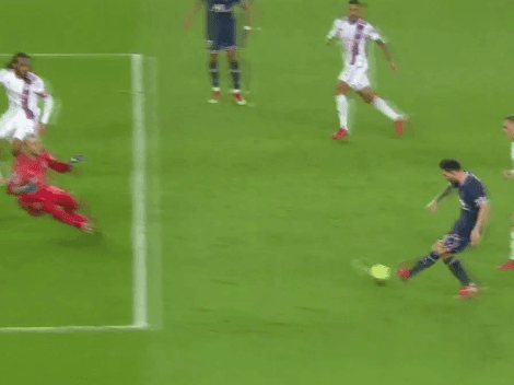 VIDEO: Neymar y Messi armaron una jugada de antología que no fue gol de milagro