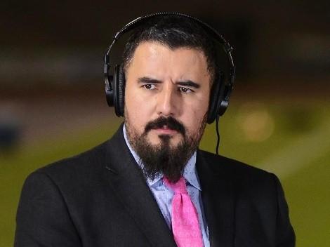 Álvaro Morales advirtió a Chivas de cara al Clásico Nacional