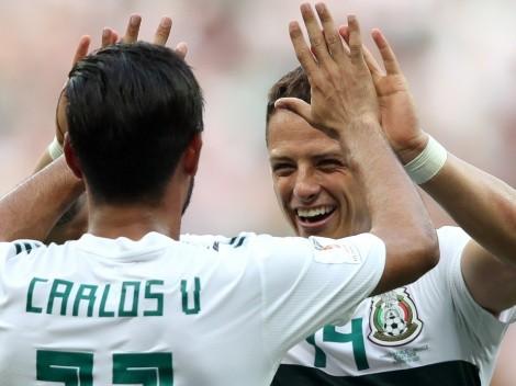 Chicharito y Carlos Vela apoyan a Los Angeles para el Mundial 2026