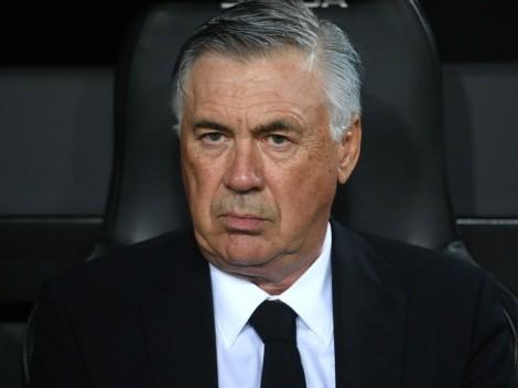 Ancelotti se expresa sobre los 'cambios' en el Mundial y la Superliga de Florentino