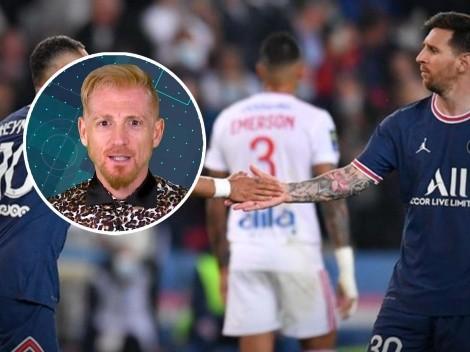 Martín Liberman salió a bancar a Pochettino tras sacar a Messi de la cancha