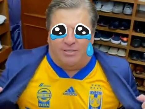 Rayados le ganó a Tigres y los memes estallaron contra el Piojo Herrera