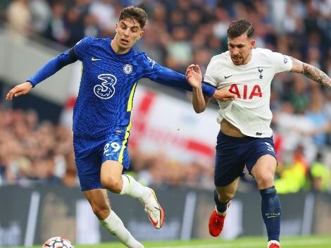VER en USA   Tottenham vs. Chelsea: Pronóstico, fecha, horario y canal de TV para ver EN VIVO ONLINE la Premier League 2021/22