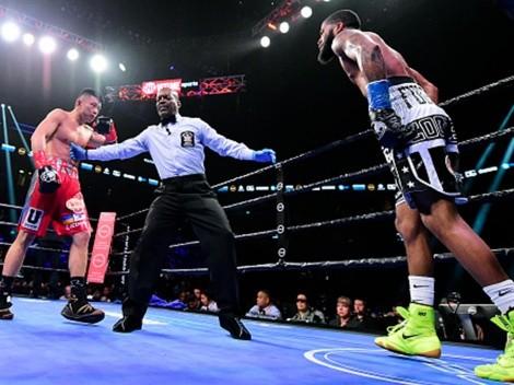 Hay un campeón mundial que dijo haberse aburrido de boxear