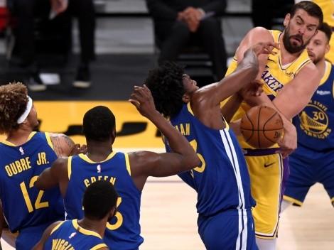 La estratégica razón que pondría a Marc Gasol con Curry en los Warriors