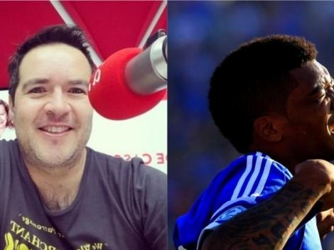 """Caamaño y titularidad de Junior para el domingo: """"Para eso se lo trajo"""""""
