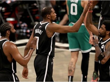 ¡Para temblar! Brooklyn Nets y su posible quinteto titular