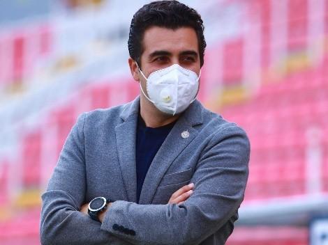 Michel Leaño le pone condiciones a Chivas para ser el técnico interino
