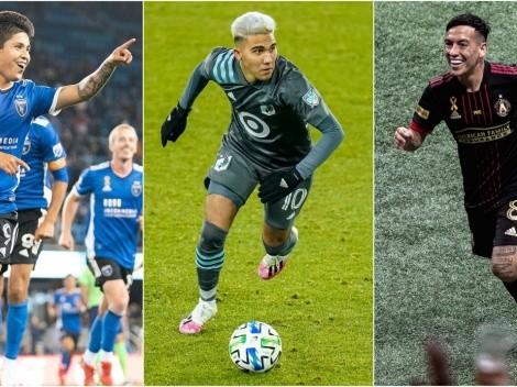 Los jugadores más destacados de la Semana 26 en MLS 2021