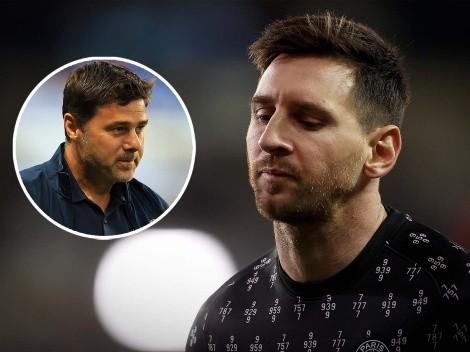 Revelan el verdadero motivo por el que Pochettino sacó a Messi