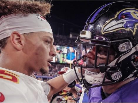 Patrick Mahomes y Lamar Jackson tendrán carreras cortas en la NFL ¿Por qué?