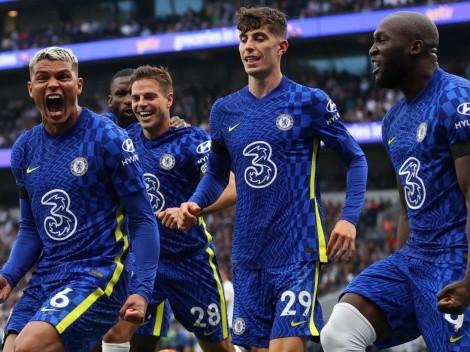 Chelsea lidera a Premier League pelos gols marcados como visitante; confira a classificação