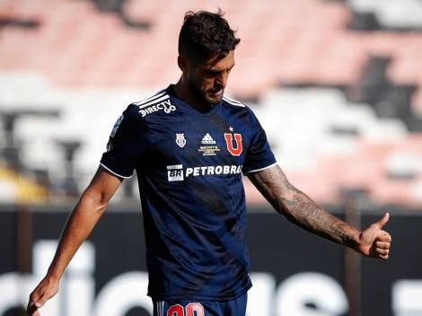 Larrivey quiere romper marca en el Superclásico del fútbol chileno