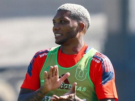 Junior Fernandes podría debutar en la U para el Superclásico