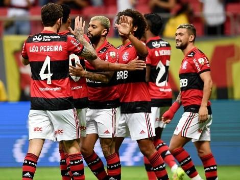 Flamengo jogou mais em quantidade em relação ao Barcelona desde a classificação às semifinais da Libertadores