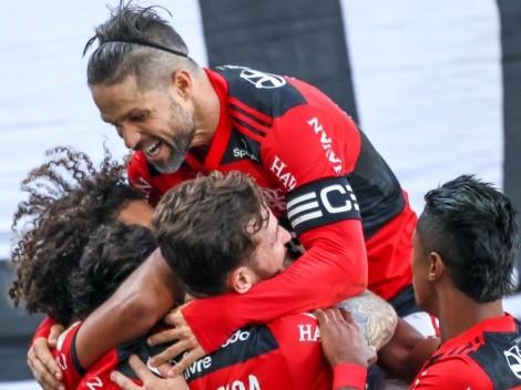 Flamengo pode ter retorno de jogadores importantes para o duelo contra o Barcelona de Guayaquil