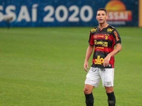 Thiago Neves rescinde com o Sport