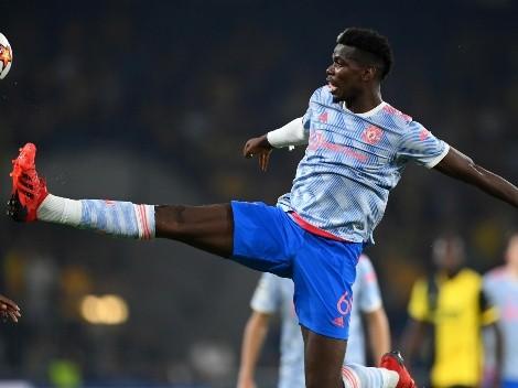Las dos jóvenes estrellas en carpeta de Manchester United por si pierden a Pogba