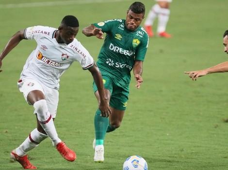 Cuiabá e Fluminense fecham a 21ª rodada com um 2 a 2; confira a classificação do Brasileirão