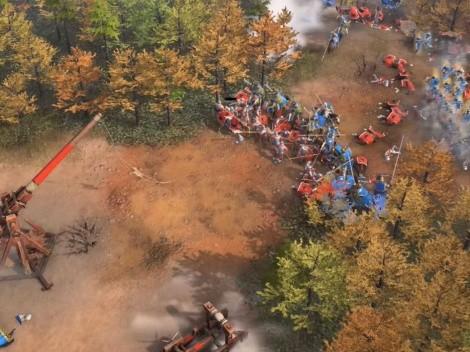 Age of Empires IV lanza un gameplay extendido de su Modo Multijugador