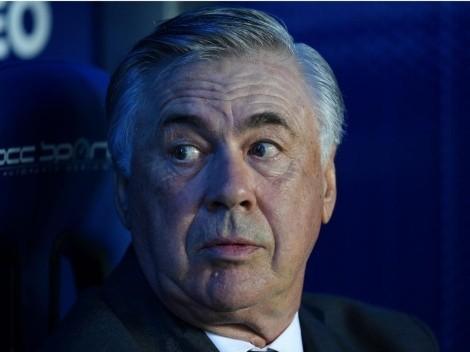 Tres jugadores empiezan a complicar a Ancelotti en Real Madrid
