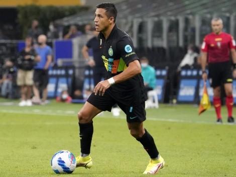 Inter de Milan quiere poner a Alexis Sánchez en LaLiga