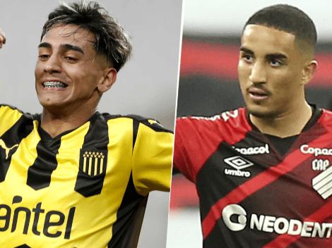 ◉ EN VIVO: Peñarol vs. Athletico Paranaense