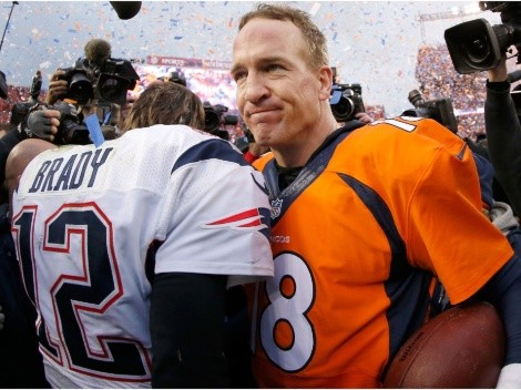 Peyton Manning says the Patriots used to bug his locker