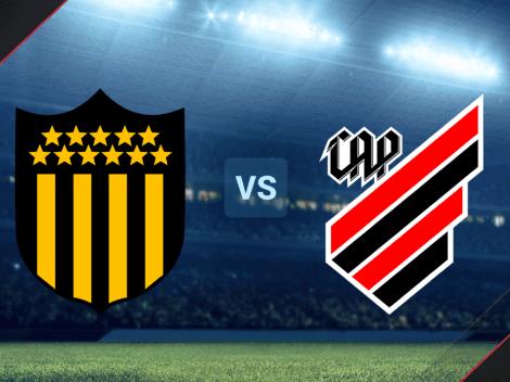Cómo ver Peñarol vs. Athletico Paranaense EN VIVO por la Copa Sudamericana