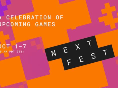 Steam Next Fest acontecerá entre 1 e 7 de outubro