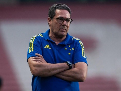 Cruzeiro confirma lesão de atacante e Luxa soma três desfalques
