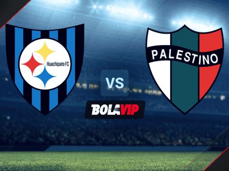 Qué canal transmite Huachipato vs. Palestino por el Campeonato AFP Plan Vital de Chile 2021