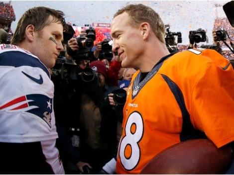 ¡No es Tom Brady! Peyton Manning siente envidia de un quarterback legendario