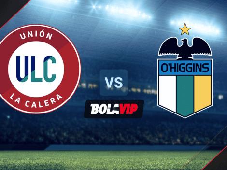 Qué canal transmite Unión La Calera vs. O'Higgins por el Campeonato AFP Plan Vital de Chile 2021
