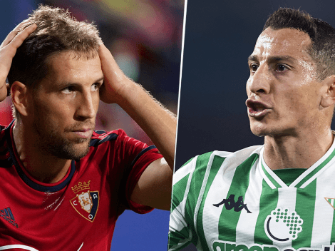 EN VIVO: Osasuna vs. Betis por La Liga