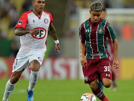 Promessa do Flu acerta transferência para outro clube da Primeira Divisão