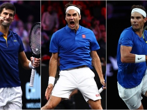 Laver Cup 2021: Why won't Djokovic, Federer and Nadal participate?