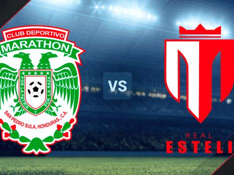 Marathón vs. Real Estelí EN VIVO ONLINE por la ida de los octavos de final de la Liga Concacaf 2021: hora y canal de TV