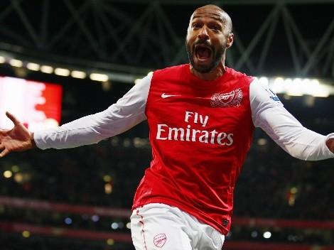 """Campeão do mundo com a seleção brasileira revela """"treta"""" com Thierry Henry"""