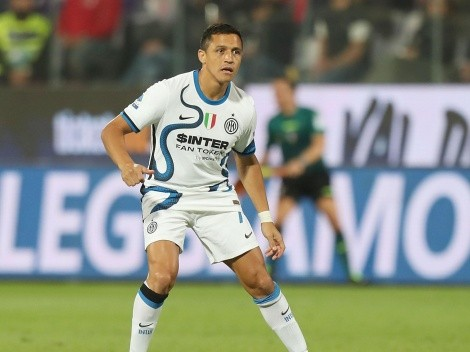 Alexis entra a dar aire al Inter en su triunfo sobre la Fiorentina