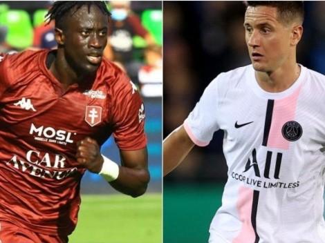 Metz x PSG: Como assistir AO VIVO esse duelo do Campeonato Francês
