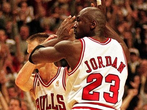 Lo que Steve Kerr piensa de Michael Jordan después de la pelea en los Bulls