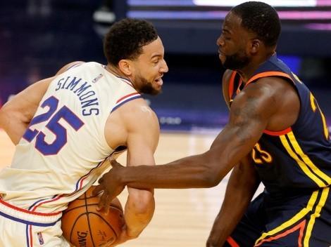 Golden State Warriors revela el motivo por el que no irán por Ben Simmons