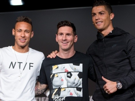 Cristiano Ronaldo and Lionel Messi top the list of the 10 highest paid soccer players in the world for 2021