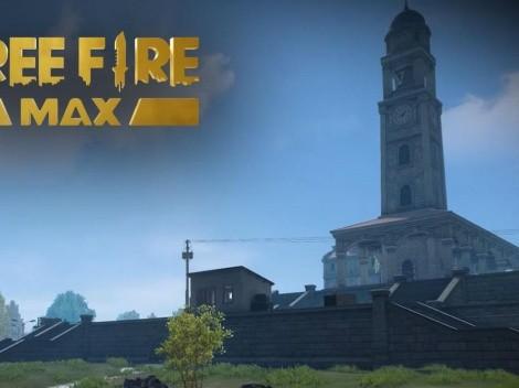 Garena muestra la Torre del Reloj renovada en el nuevo Free Fire MAX