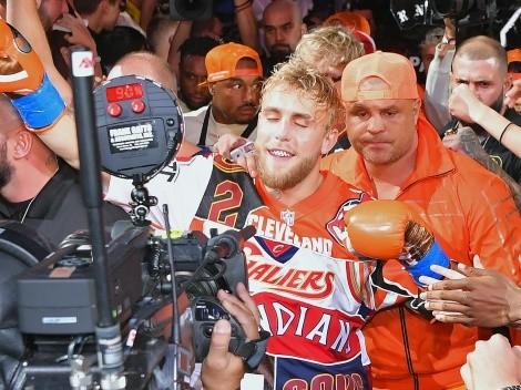 Jake Paul: La pelea que le recomendó el presidente de UFC
