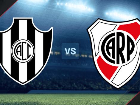Qué canal transmite Central Córdoba vs. River Plate por la Liga Profesional   Hora y TV por la Fecha 13 del torneo local   HOY